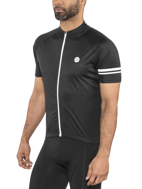 AGU Essential Short Sleeve Jersey Men black